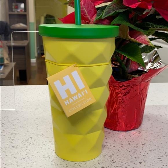 Starbucks Hawaii Pineapple Tumbler
